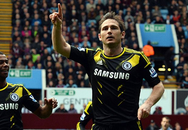 Lampard becomes Chelsea's record goalscorer