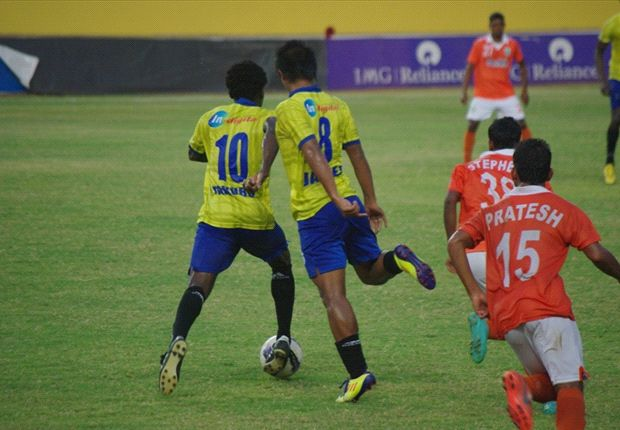 Sporting Clube de Goa 2-2 Mumbai FC: The Flaming Oranje denied the winner at the death