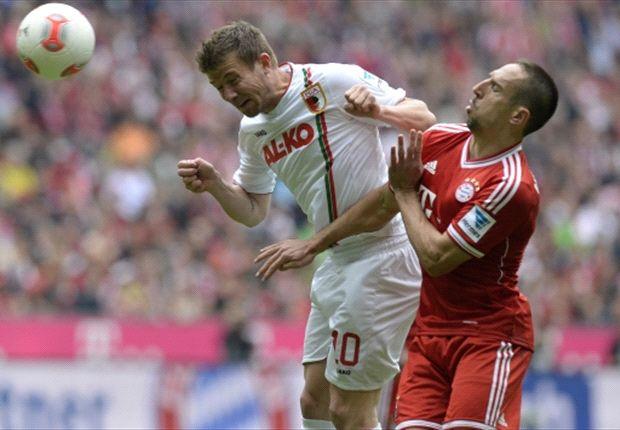 Der FC Bayern München schenkt Trainer Jupp Heynckes einen Abschiedssieg gegen den FC Augsburg