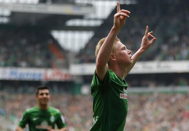 Chelsea want to keep De Bruyne