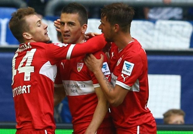 Bundesliga Round 33 Results: Schalke stumble against Stuttgart