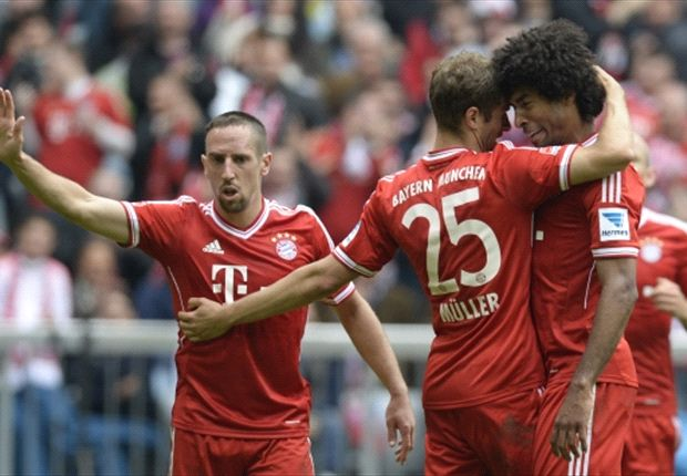 Free £50 bet on Bayern Munich-Borussia Dortmund for all bet365 customers