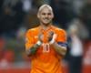 Sneijder kadroda, Van Persie, De Jong, Van der Wiel ve Lens yok