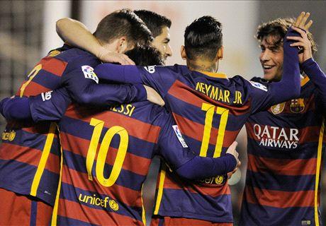 Gemakzucht grootste vijand voor Barça