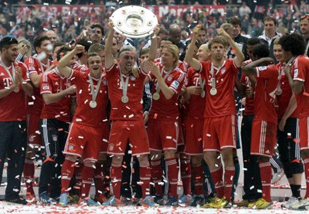 Ribery best midfielder, Gotze best youngster - Bundesliga