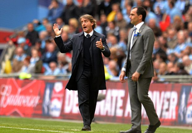 Mancini: I'll feel stupid if Manchester City sack me