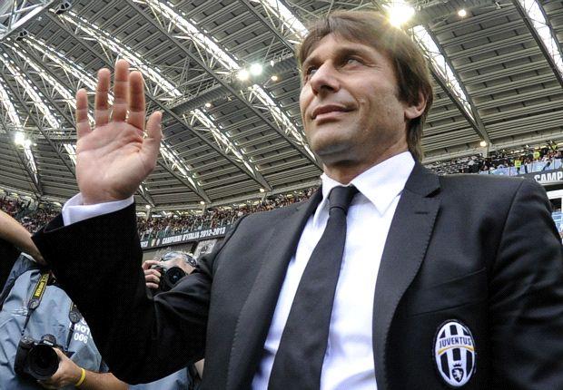 Antonio Conte, saldamente confermato alla guida della Juventus