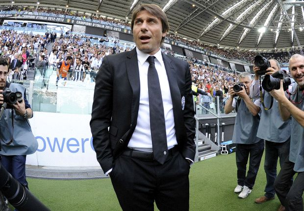 Conte dismisses Ferguson comparisons