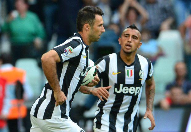 Serie A: Nur ein Punkt für Juventus