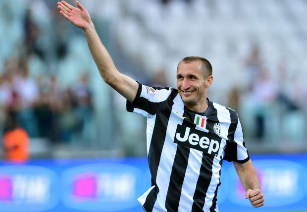 Chiellini: Conte the architect of Juventus success