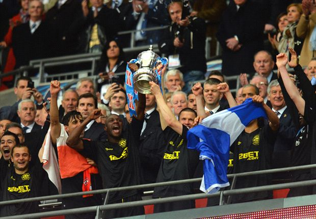 Wigan owner Whelan hails 'fantastic' FA Cup win