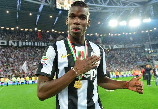 Pogba has confirmed he will stay with Juventus