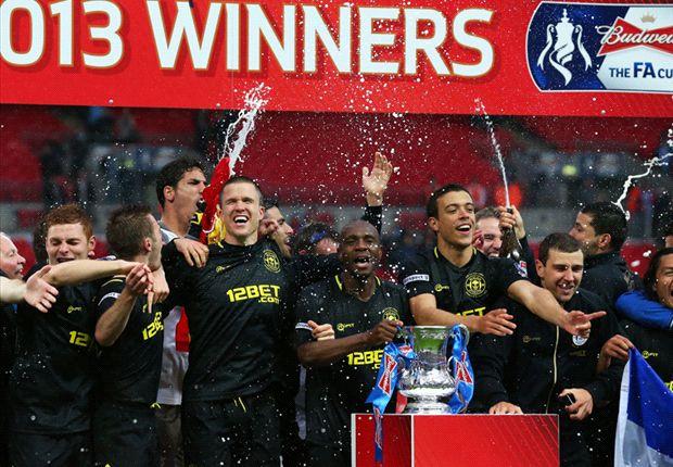 McCarthy: Martinez's 'genius' tactics won Wigan the FA Cup