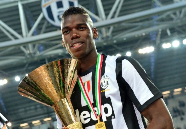 paul pogba will zinedine zidane nacheifern und andrea pirlo. Black Bedroom Furniture Sets. Home Design Ideas