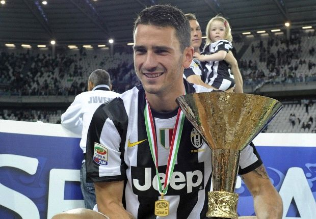 Bonucci: I never feared Conte leaving