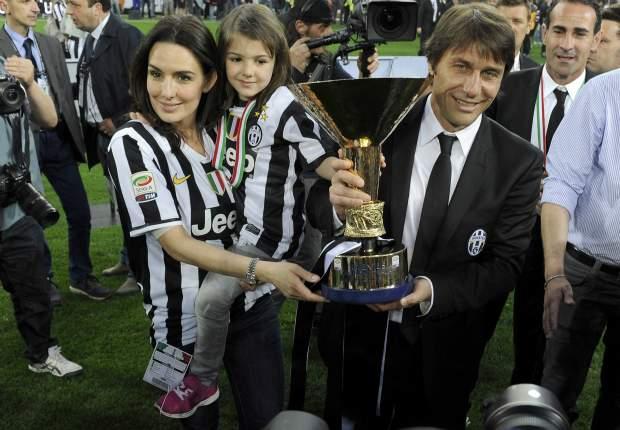 """Conte: """"Ik blijf bij Juventus"""""""
