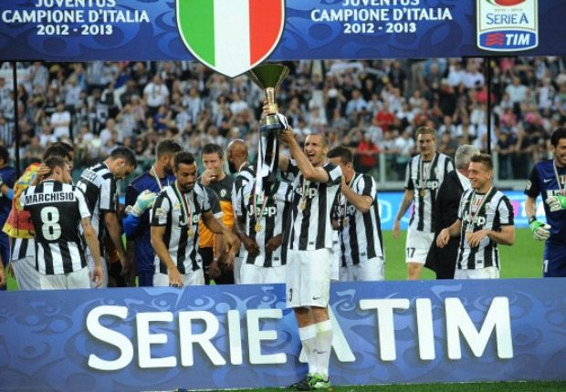 DAFTAR JUARA Liga Italia (1898-2014)