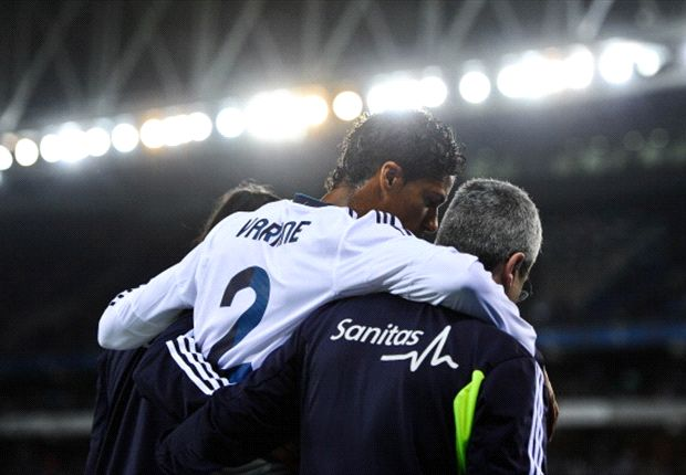 Real Madrid defender Varane undergoes successful knee surgery
