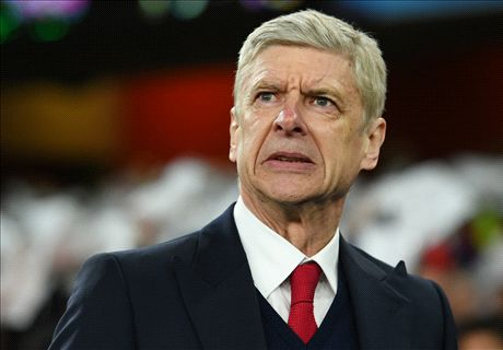 Can Wenger survive Spurs title win?