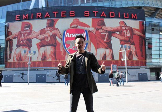 SPESIAL: Ketika GOAL.com Indonesia Bertandang Ke Emirates Stadium