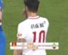 Lavezzi debutó en el fútbol chino