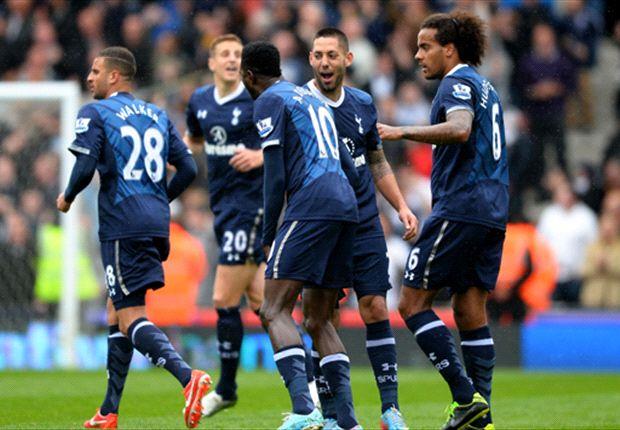 Tottenham ganó y se ilusiona con la Champions