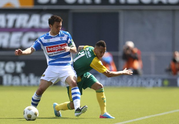 Zwolle wint, ADO grijpt naast play-offs