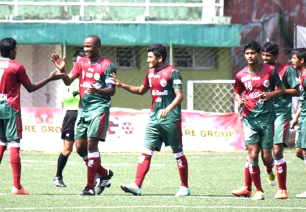 United Sikkim 0-3 Mohun Bagan: The Snow Lions bow out of the I-League with a defeat