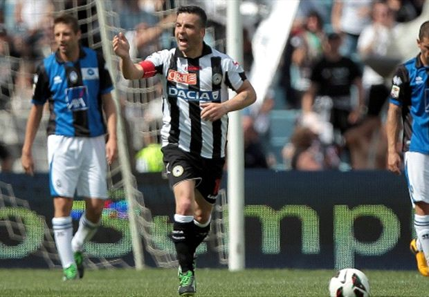 Serie A Team of the Week: Devastating Di Natale makes the grade again