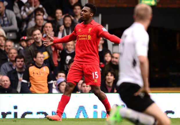 Sturridge can be a top European forward, insists Liverpool boss Rodgers