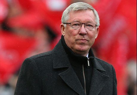 Fergie hits back over Man Utd collapse