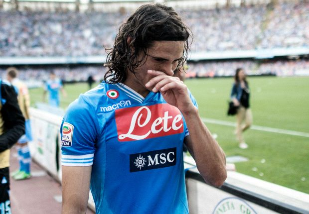 Manchester City target Cavani eyes 'dream' Real Madrid or Barcelona move