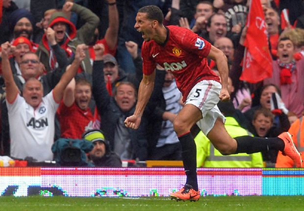 Rio Ferdinand signs a new one-year Manchester United contract