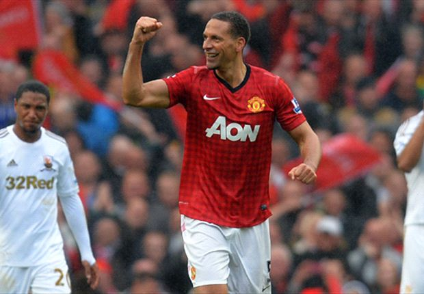 Moyes pleased with Rio Ferdinand extension