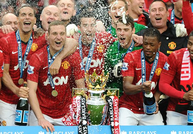 Champions of England again