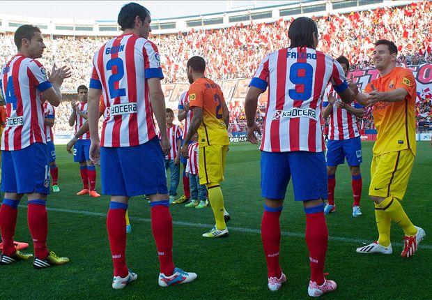 Atlético 1-2 Barcelona: Remontada de 10