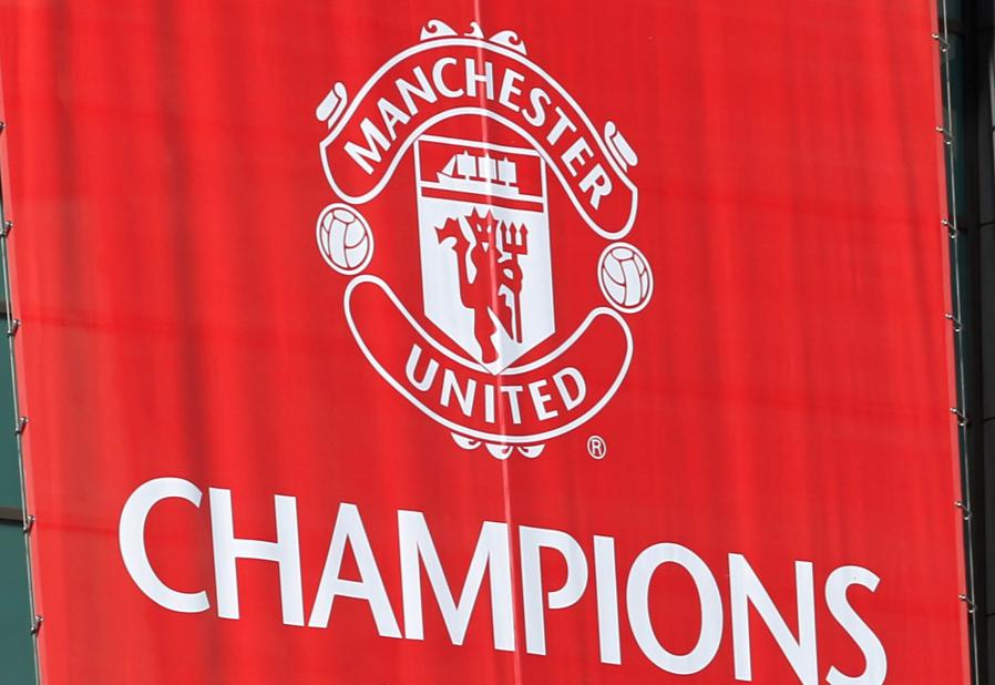 United viert twintigste titel