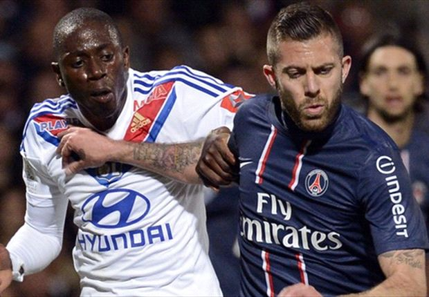 PSG attacker Menez handed four-game ban for insulting referee