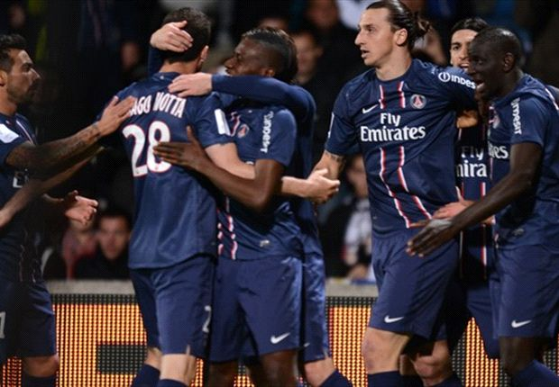 Paris Saint-Germain win Ligue 1 title