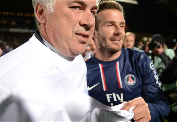 Ancelotti: I have not spoken to Madrid