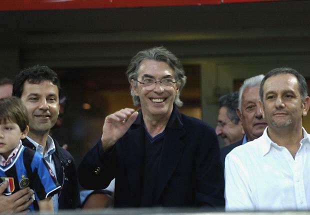 Moratti: Negotiations With Samuel Eto'o Are Ongoing
