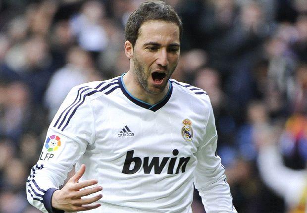 Arsenal Favorit Dapatkan Gonzalo Higuain
