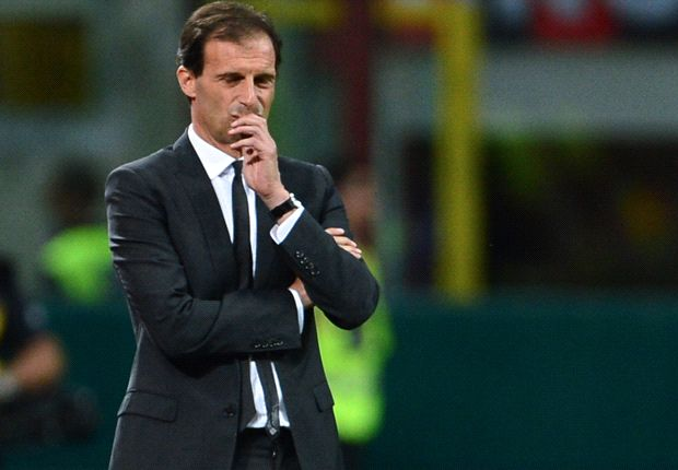 Berlusconi causes confusion over Allegri future with Roma claim