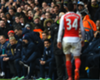 Coquelin 'really sorry' for derby red