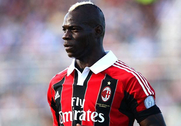Balotelli 'really happy' to have left England