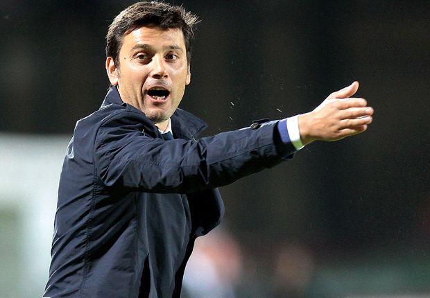 Pelatih Fiorentina Vincenzo Montella akan menampilkan tim terbaik saat menjamu Grasshoppers.