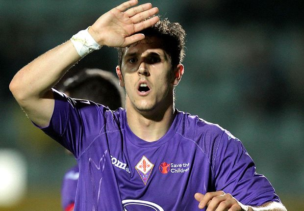 Fiorentina to discuss Jovetic future, says owner