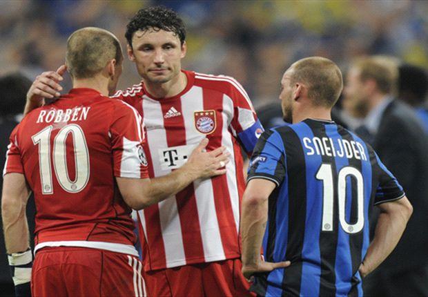 Sneijder wenst Robben succes in finale