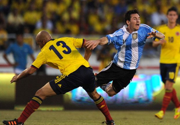 It is still unknown if Lionel Messi will start for Argentina against Colombia