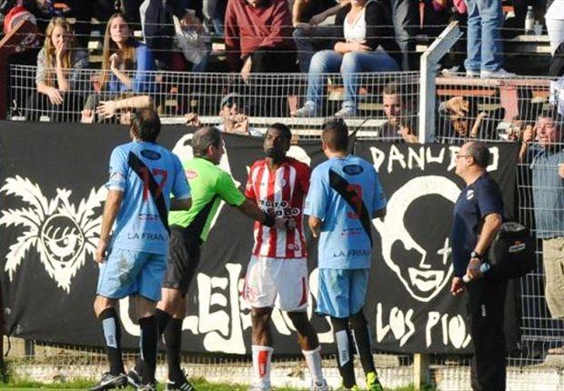 River Plate denuncia racismo de hinchada de Danubio